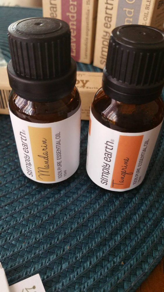 Essential Oil Recipe Subscription Box- Simply Earth