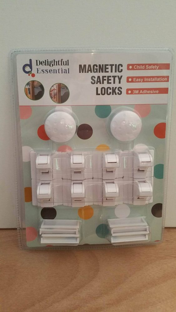 Delightful Essential Magnetic Cabinet Locks