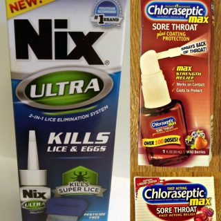 Nix Ultra and Chloraseptic Have Teamed Up For Your Peace Of Mind