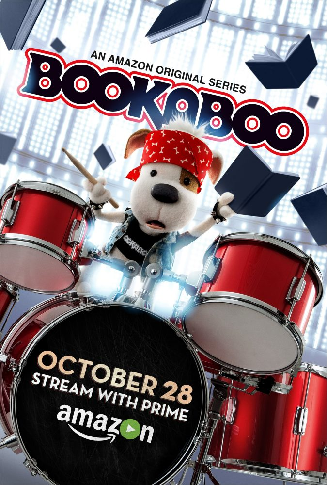 Amazon NEW KIDS SERIES: Bookaboo - Puppets, Special Guests, Books, Music!