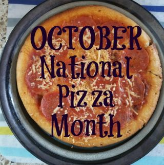 October National Pizza Month
