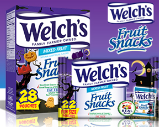 Spooktackular Fruit Snacks from Welch's®