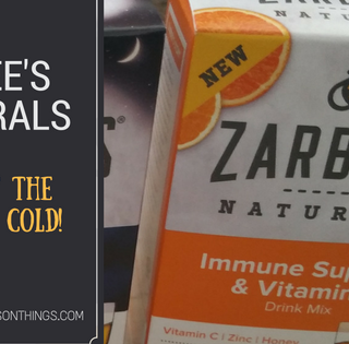 Stock Up on Zarbee's Naturals for Back To School Colds
