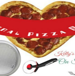 Celebrate Pizza Month with T-Fal's AirBake Pizza Pan