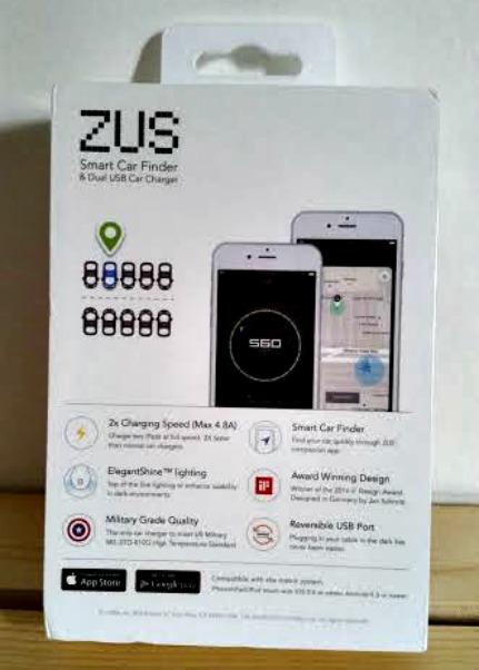 ZUS charger
