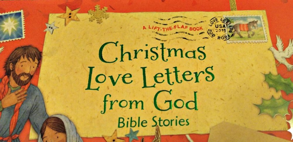 Christmas Love Letters From God A Whimsical Collection Of