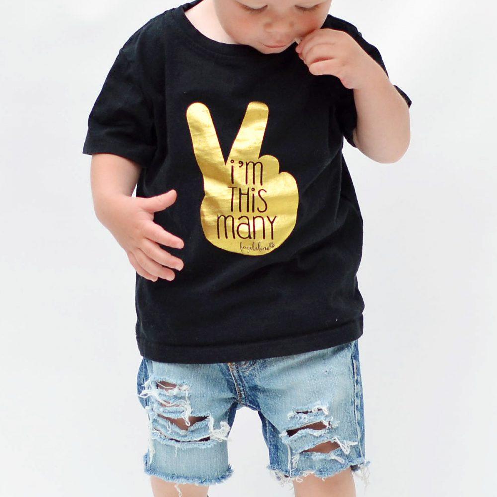 Fayebeline Baby Onesie or Toddler T-Shirt