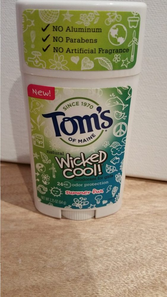 Make The Switch To Natural With Tom's of Maine®