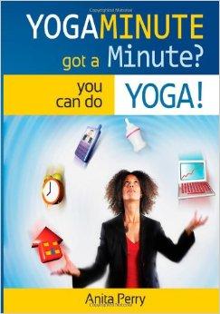Yogaminute book