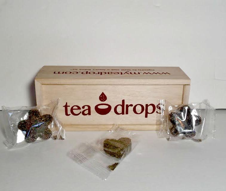 tea drops shapes