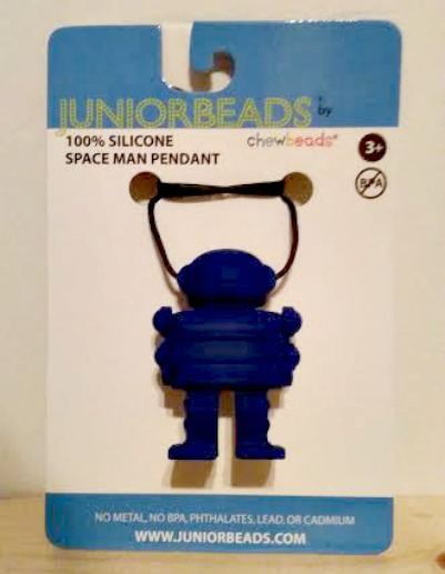 Spaceman Chewbeads
