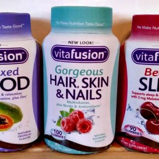 Fill Those Stockings with Vitafusion™