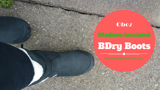 1bd8db5d92f Feet Stay DRY with Oboz Boots