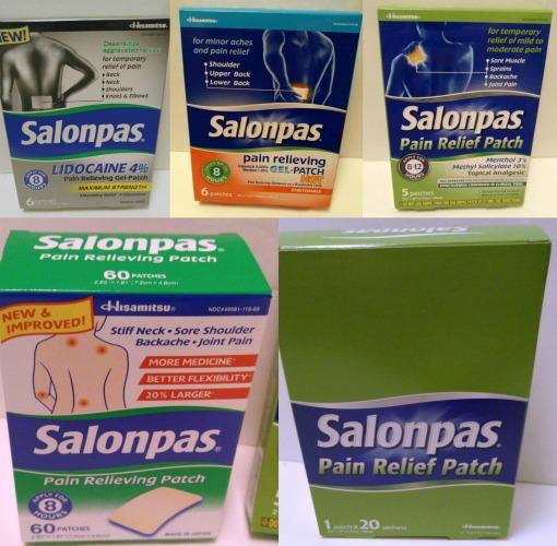 SALONPAS®