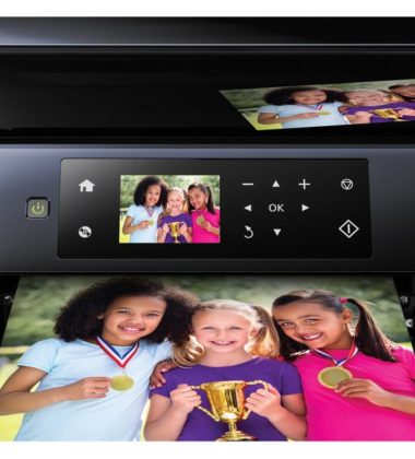 Perfect Picture Printer- Epson Expression Premium XP-640 printer