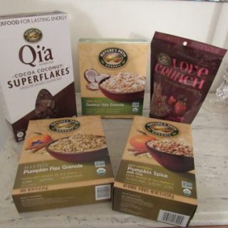 Granola comes in all kinds of new flavors for your tastebuds