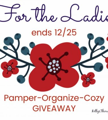 For the LADIES- Holiday Gift Giveaway