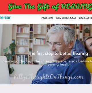 Give the Gift of HEARING- Take the Free Test
