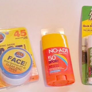 Keep the Sun's Harmful Rays Off Your Family with these Products