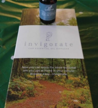 Invigorate Oils