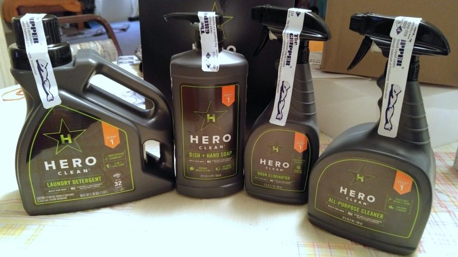 Hero™ Clean Cleaning Products – Built For Men Loved By Women