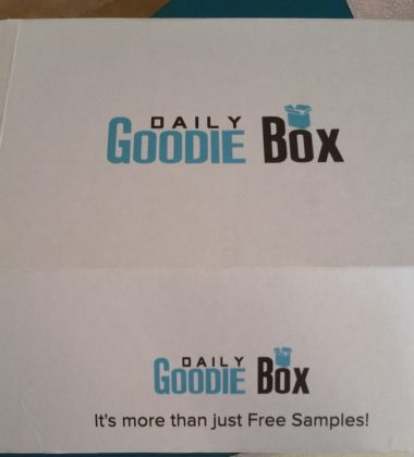 The Goodie Box- Free To Sign Up