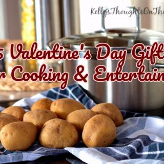 5 Valentine's Day Gifts for Cooking & Entertaining