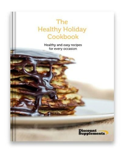 Discount Supplements Launch Their New Cookbook