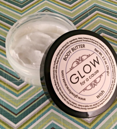 Glow for a Cause Body Butter Wish