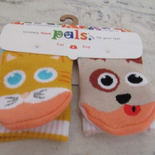 These Pals Socks are Unlikely Fun Friends for your Kids Feet