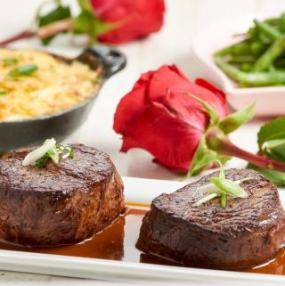 Valentine's Day Giveaway- Home Chef Filet Mignon