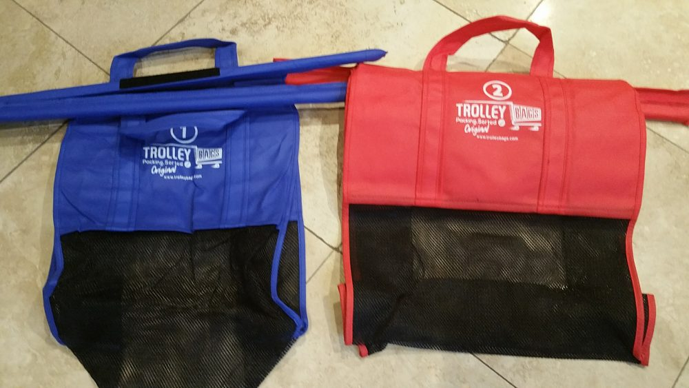 Reuseable Shopping Bags- Berghoff Trolley Bags