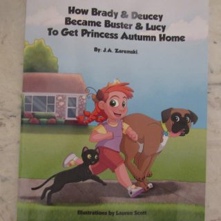 Need to Help Your Child Deal With Death of A Beloved Pet? Check Out this Book!