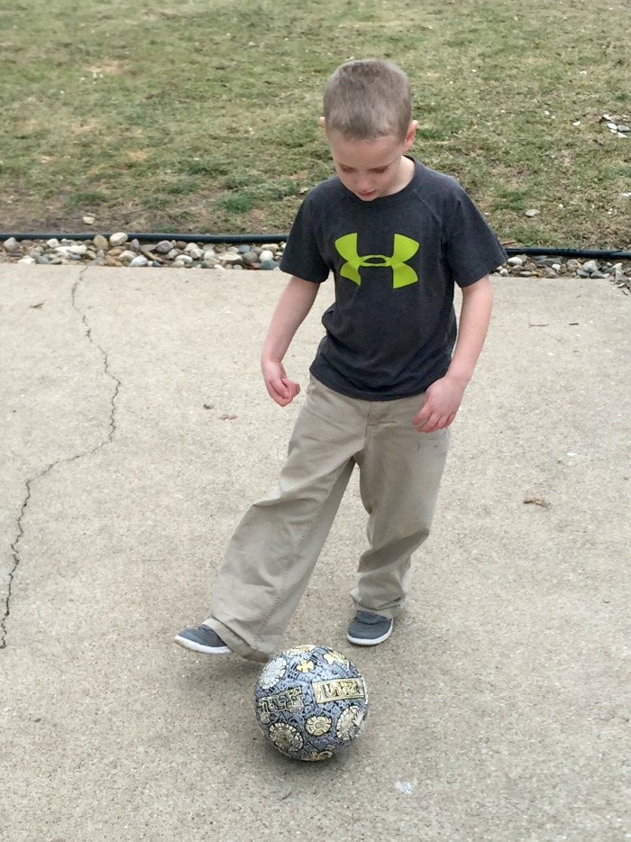 separation shoes 0559f 686b3 The Aztec Soccer Ball