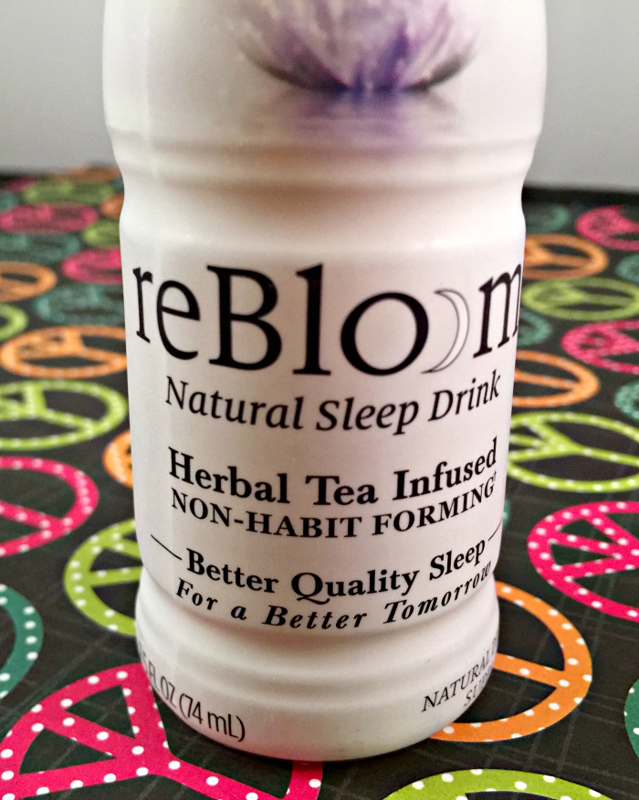 reBloom cures a restless night