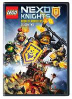 LEGO® NEXO Knights – Season 2: Book of Monsters