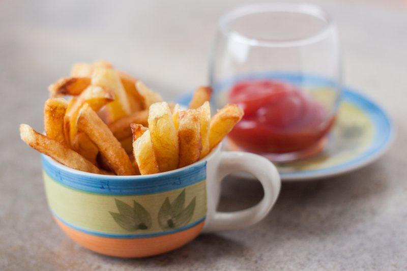 Crispy Fresh French Fries Recipe