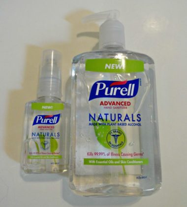 Naturals by Purell