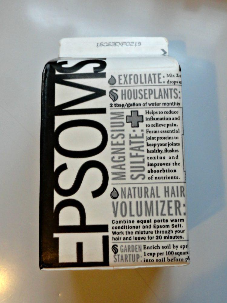 Epsom Salt Council for Beauty