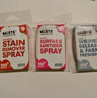 Pack Light, Pack Less with Miists™