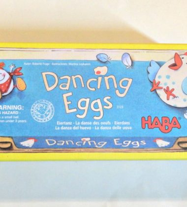 Dancing Eggs Haba