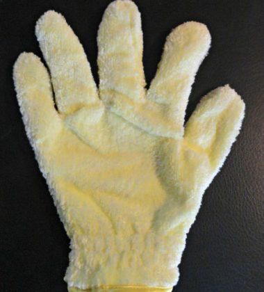 glove e-cloth