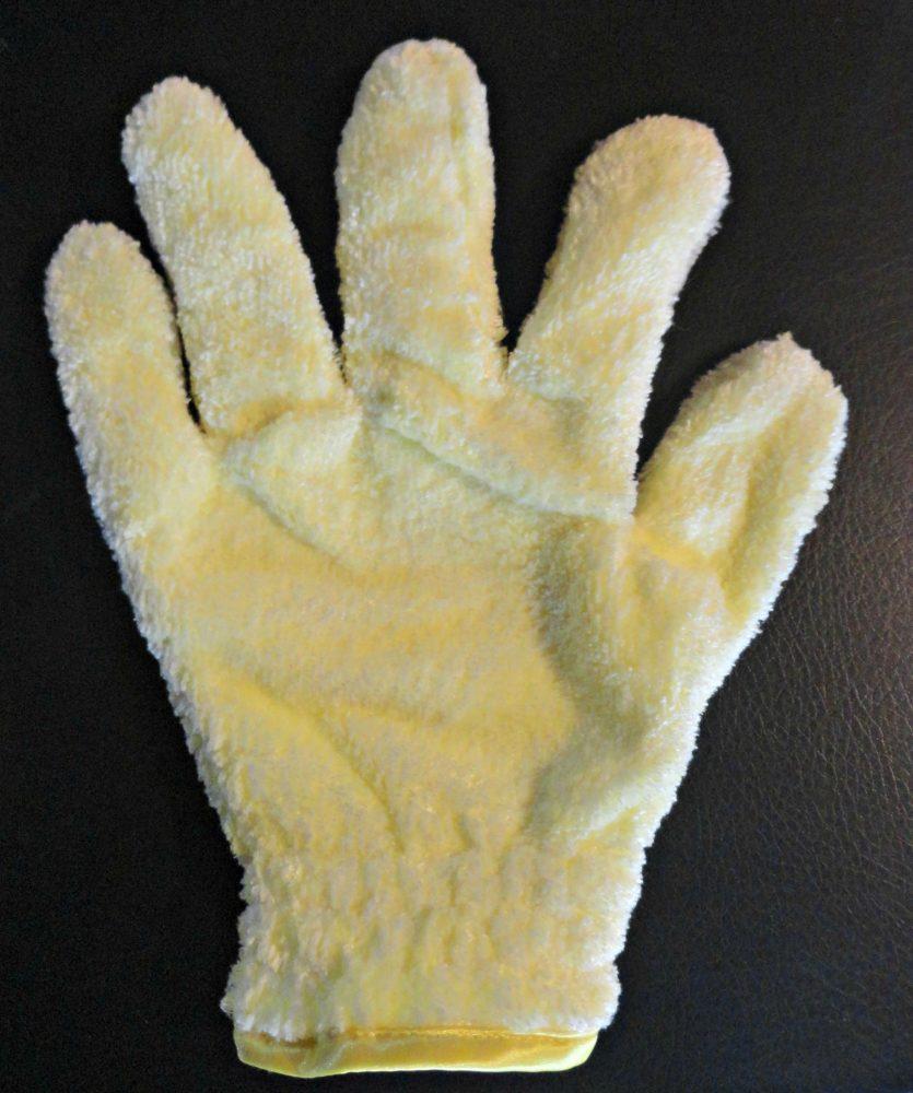 glove e-cloth
