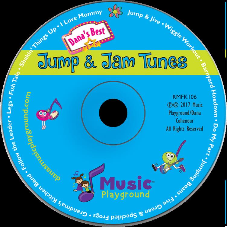 Dana's Jump & Jam