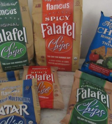 Flamous Brand Chips