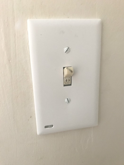 SwitchLight for a Nightlight