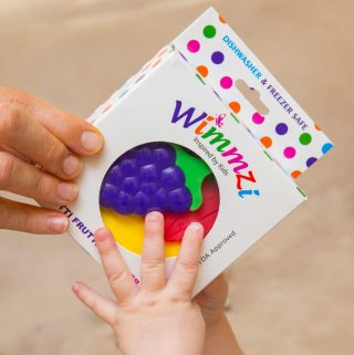 Is Your Baby Teething …Wimmzi Got You, Mom!