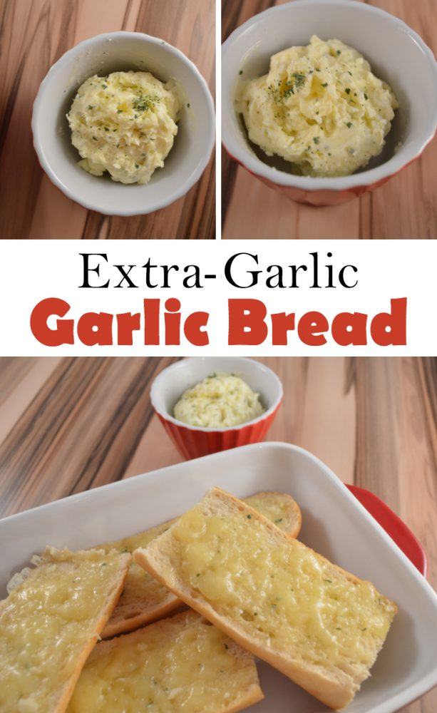 Garlic Garlic Bread Recipe