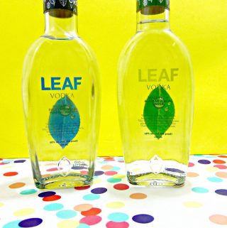 Spring Fling with Lychee Lake Cocktail from LEAF® Vodka