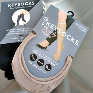 KEYSOCKS Are The Key To Comfort And Style